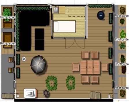 photoFloorplan - roof terrace