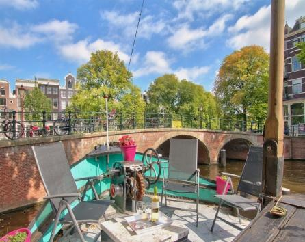 Dream Houseboat on Beautiful Canal photo 36914