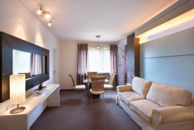 Executive Suite Munich - stylish one bedroom apartment. photo 25248900