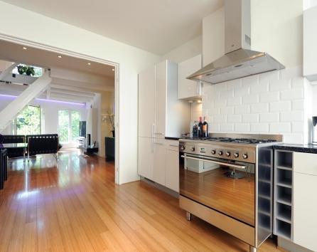 Luxury split level design apartment photo 27888
